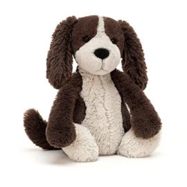 Jellycat Bashful Puppy - Knuffel Puppy Hond