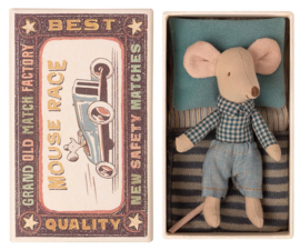 Maileg Little Brother Mouse in Box (10 cm) (2021)