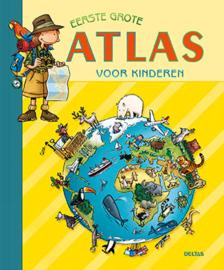 Uitgeverij Deltas Eerste Grote Atlas voor Kinderen