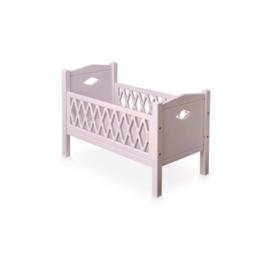 CamCam Poppenbed Harlequin - Blossom Pink