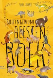 Uitgeverij Lemniscaat Het buitengewone Beestenboek - Yuval Zommer