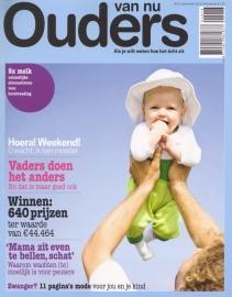 Publicatie - Ouders van Nu - 09/2013