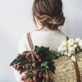 Olli Ella Soukie Backpack Rugtas - Naturel