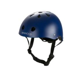 Banwood Fietshelm - Navy Blauw