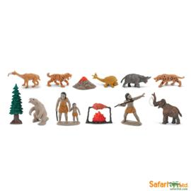 Safari Speelfiguren Toob Set - Prehistorisch Leven