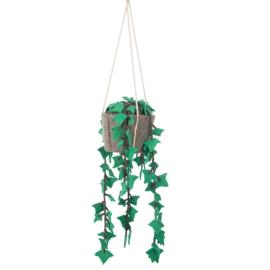 KidsDepot Hangende Plant Vilt - Hedera