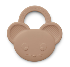 Liewood Gemma Bijtring - Mouse Pale Tuscany