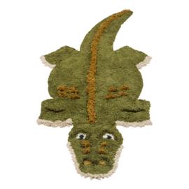 KidsDepot Vloerkleed Chris Croco - Krokodil (80x200cm)
