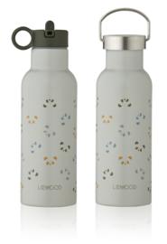 Liewood Neo Waterbottle Drinkfles - Panda Dove Blue Multi Mix (500ml)