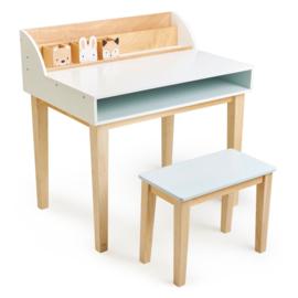 Tender Leaf Bureau en Stoel - Desk and Chair +3j