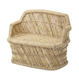 Bloomingville Kinderbank Sofa Bench Bamboo - Nature