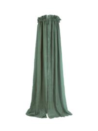 Jollein Baby Wieg Sluier Vintage - Ash Green (155cm)