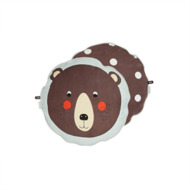 OYOY Kussen - Bear Cushion