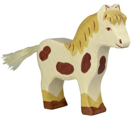 Holztiger Pony - Vlekken (groot) (80044)