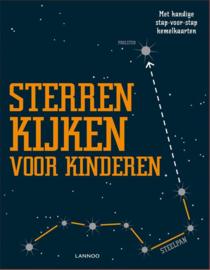 Uitgeverij Lannoo Sterrenkijken voor Kinderen