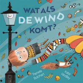 Uitgeverij Gottmer Wat als de Wind komt? + 4jr