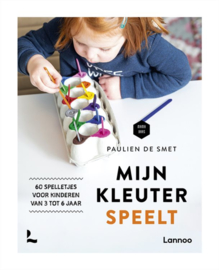 Uitgeverij Lannoo Mijn Kleuter speelt +3jr