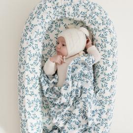 CamCam Copenhagen Babynest - Fiori