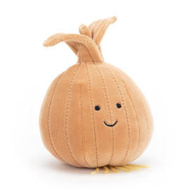 Jellycat Vivacious Vegetable Onion - Knuffel Ui
