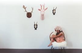 Wild and Soft Dierenkop - IJsbeer