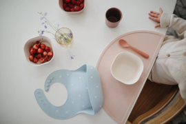 Mushie Placemat Silicone Place Mat - Dino