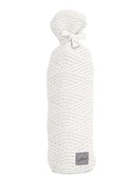 Jollein Kruikenzak River Knit - Cream White