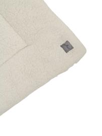 Jollein Boxkleed Teddy - Cream White (80 x 100 cm)
