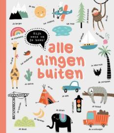 Uitgeverij Image Books Alle Dingen Buiten +3jr