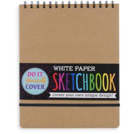 Ooly Schetsboek Wit Papier Groot
