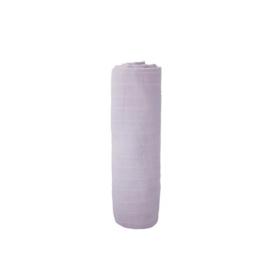 Mushie Hydrofiele Doek XL Swaddle - Lilac