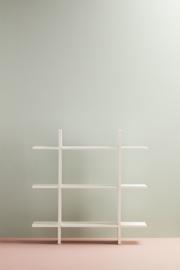 Kids Concept Wandplank 3 planken - Wit