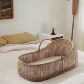 Olli Ella Mozes Mand Lyra Moses Basket - Incl. matras