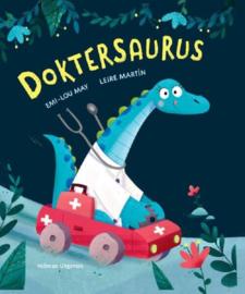 Uitgeverij Veltman Doktersaurus  +3jr