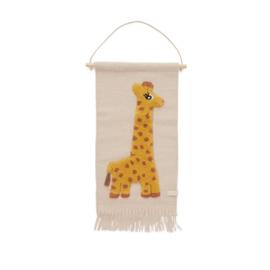OYOY Wandkleed - Giraffe