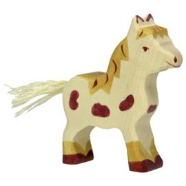 Holztiger Pony - Vlekken (klein) (80045)