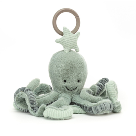 Jellycat Knuffel Octopus - Odyssey Activity Toy