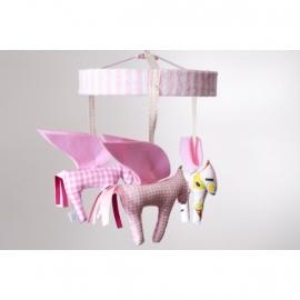 Publicatie - Zappybaby.be / Zuzu toys Pegasus mobiel - 15/10/2012