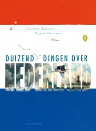 Uitgeverij Lemniscaat Nederland  + Duizend dingen over Nederland (Set) - Charlotte Dematons
