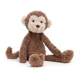 Jellycat Smuffle Knuffel Aap - Smuffle Monkey (36 cm)
