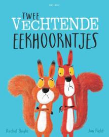 Uitgeverij Gottmer Twee Vechtende Eekhoorntjes - Rachel Bright