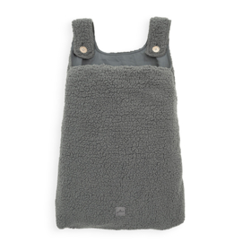 Jollein Box Opbergzak Teddy - Storm Grey