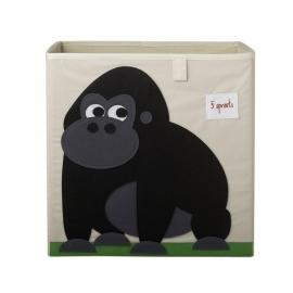 3 Sprouts Opbergdoos - Gorilla