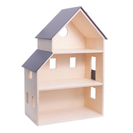Sebra Houten Poppenhuis - The Sebra Doll's House