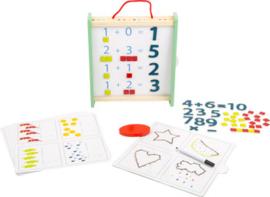 Small Foot Educate - Leer Doos (Aantallen en Hoeveelheden) + 6jr