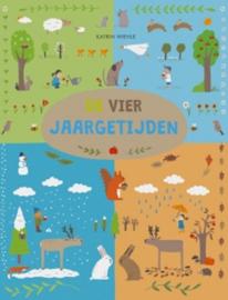 Uitgeverij Hoogland van Klaveren De Vier Jaargetijden +4jr