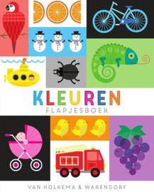 Uitgeverij Unieboek Kleuren Flapjesboek + 2jr