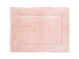 Jollein Boxkleed River Knit - Pale Pink (80 x 100 cm)
