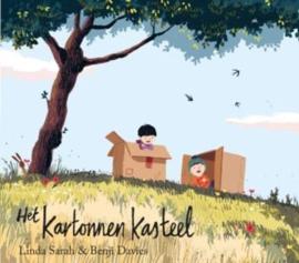 Uitgeverij L.S. Amsterdam Het Kartonnen Kasteel - Benji Davies