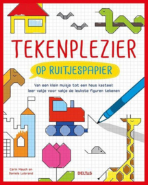 Uitgeverij Deltas Tekenplezier op Ruitjespapier