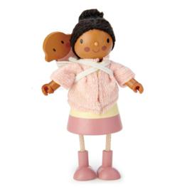 Tender Leaf Poppenhuis Popjes - Mrs Forrester and Baby +3j